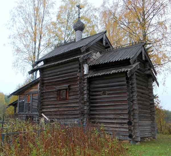 Церковь Рождества Пресвятой Богородицы в Лиственке