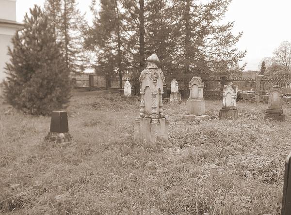 Соминское церковное кладбище