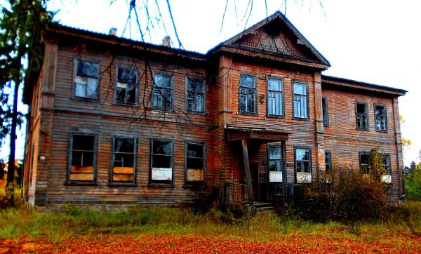 Соминская земская школа