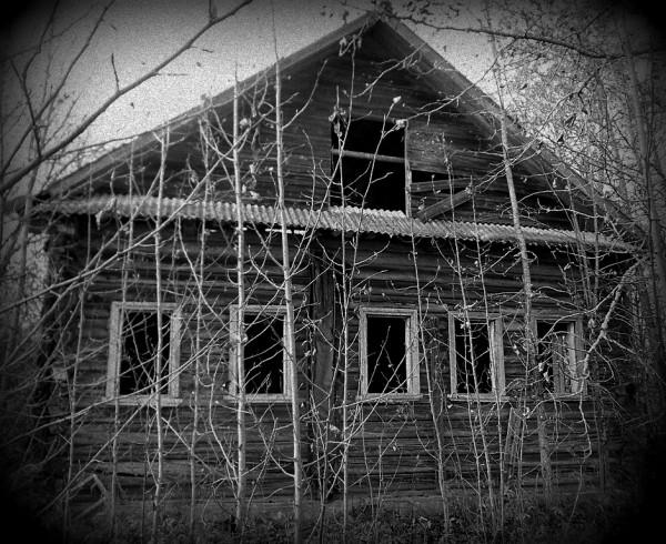 Дом в деревне Смердомля