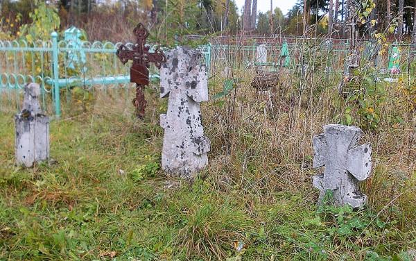 Новинское кладбище