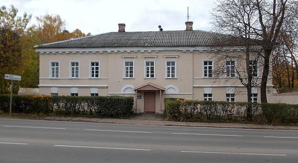 Дом тихвинского уездного земства