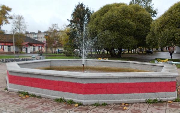 Чудовский фонтан