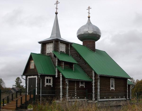 Церковь Успения Пресвятой Богородицы в Успенском