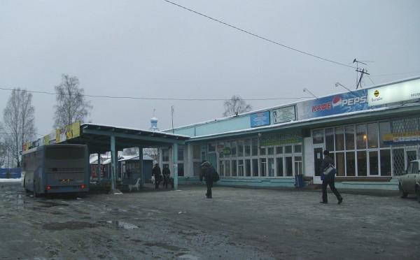 Кировская автостанция