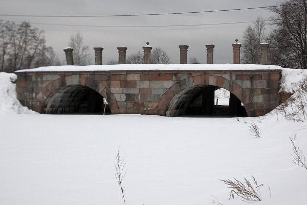Мост через Староладожскую речку