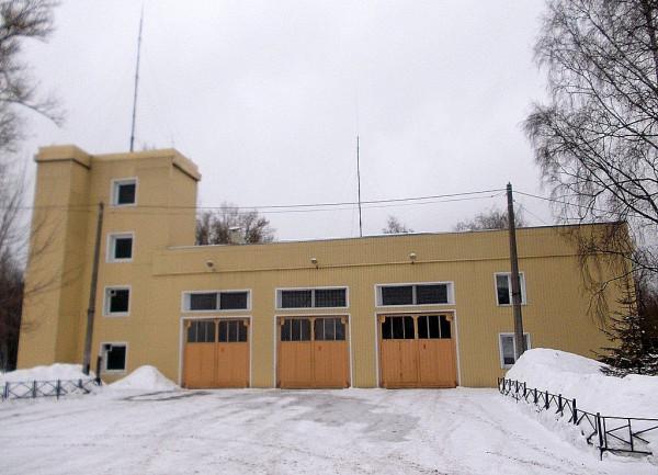 Отряд пожарной охраны Кировского района
