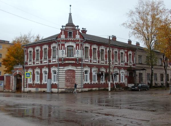 Дом Артемьева