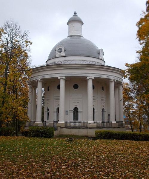 Церковь-ротонда Святой Екатерины