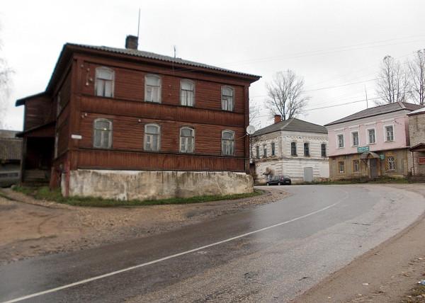 Посёлок Лыкошино
