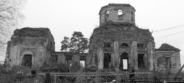 Церковь Покрова Пресвятой Богородице в Короцке