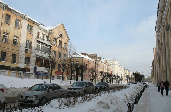 Улица Вольного Новгорода