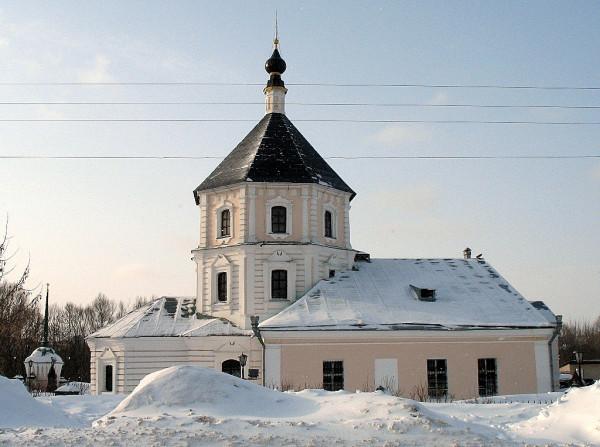 Церковь Покрова в Затьмачье