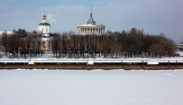 Речной вокзал Твери