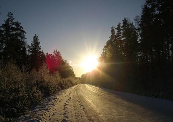 Зимняя дорога (Talvitie)