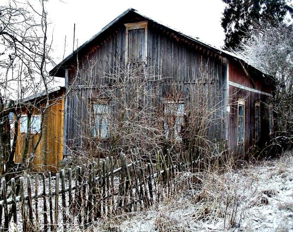 Дом на Школьной