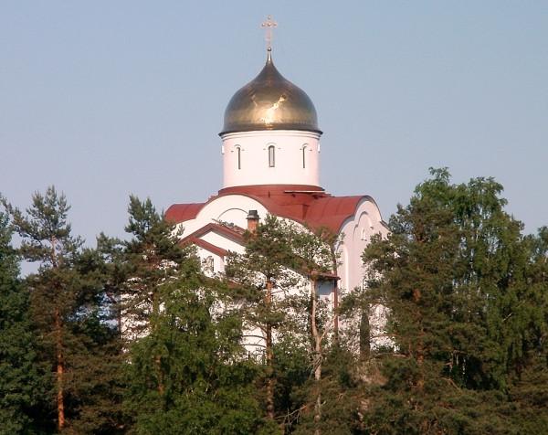 Церковь Георгия Победоносца в Кузнечном
