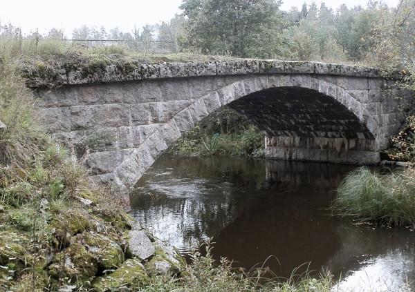 Каменный мост на Каукольской дороге