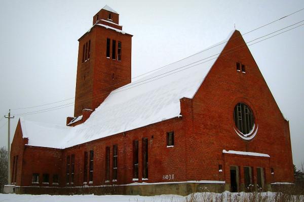 Каукольская лютеранская церковь