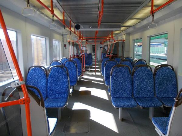 В поезде СПУТНИК