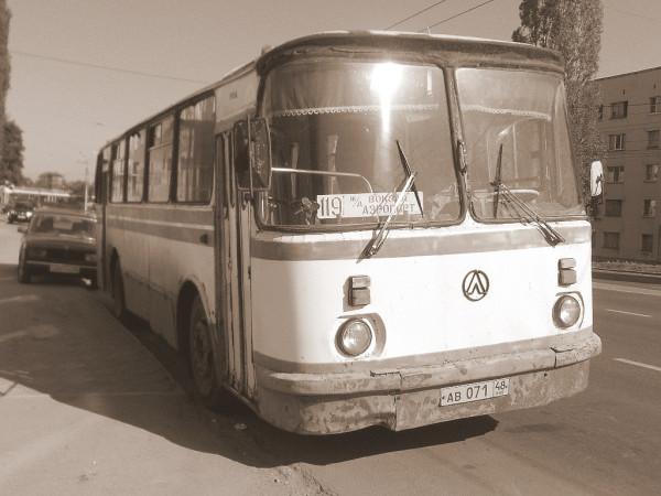Львовский автобус