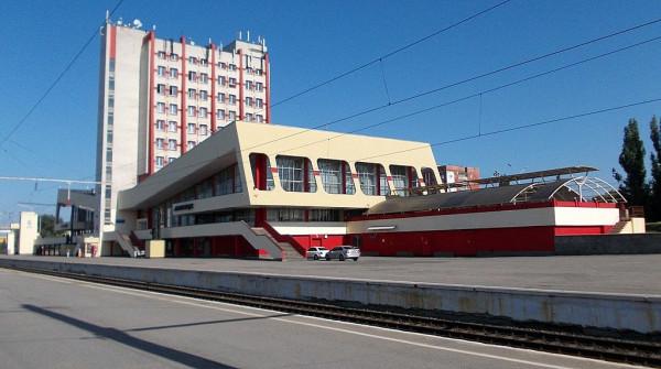 Липецкий ЖД вокзал