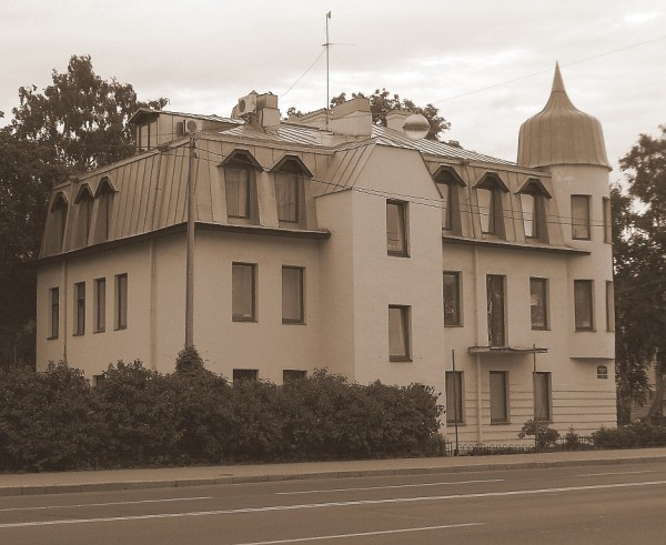 Доходный дом Ашехмановой