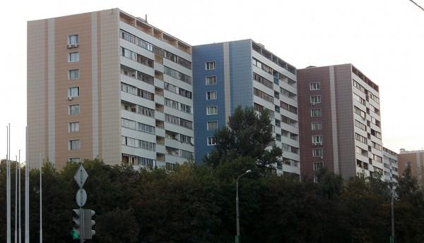 Бирюлёвская, 22-24