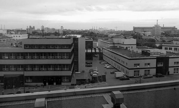 Вид из окна Арбитражного суда
