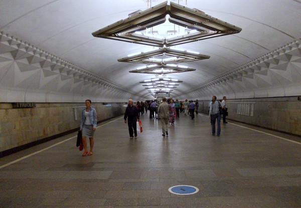 Станция ТУЛЬСКАЯ
