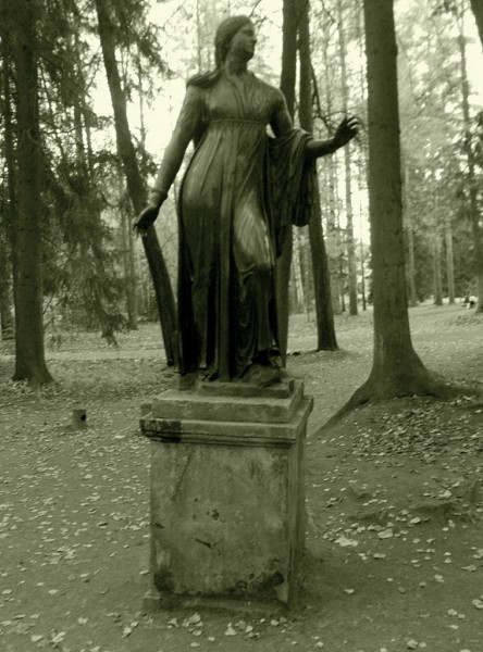 Статуя Ниобы