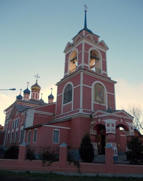 Храм Флора и Лавра в Ямской слободе