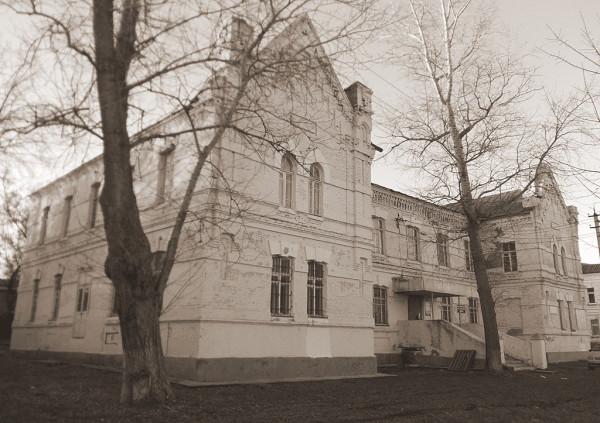 Дом Рязано-Уральской ЖД (Кашира)