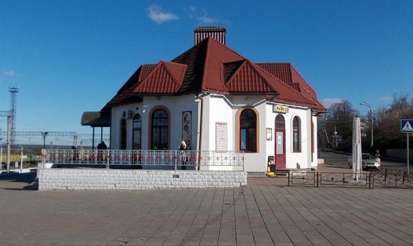 Каширский вокзал