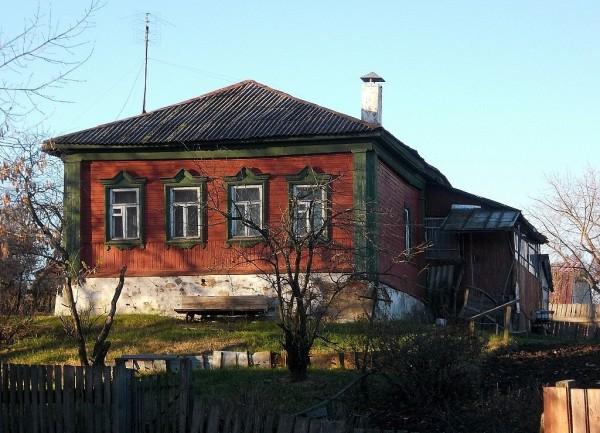 Дом в Ямской слободе