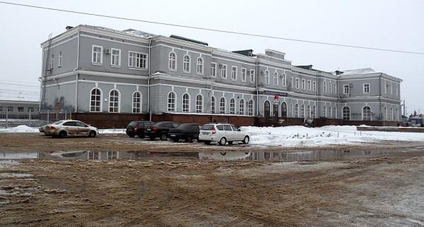 Уральский вокзал (Козлов/Мичуринск)