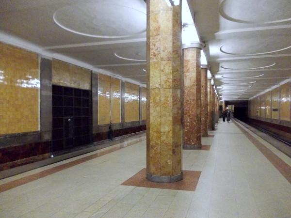 Станция //Красносельская//