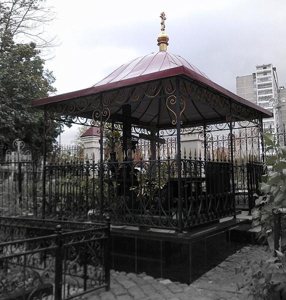 Могила Ивана Я. Корейши