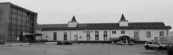 Вокзал станции //Рязань-2//