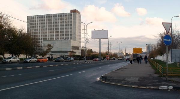 Южнопортовая улица