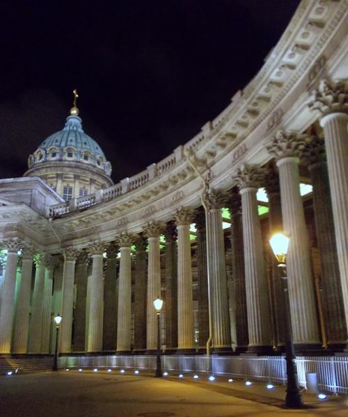 Колонада Казанского собора