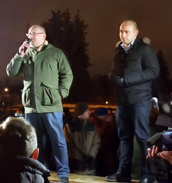 Максим Резник и Андрей Пивоваров