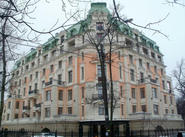 Клубный дом Олега Романова