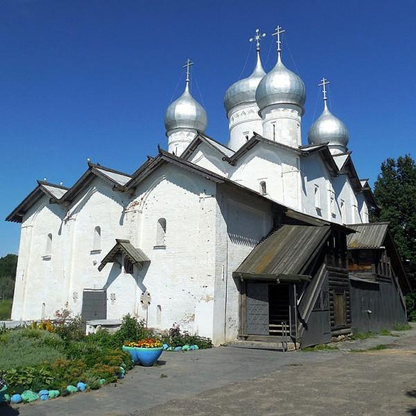 Главный храм Плотницкого холма.