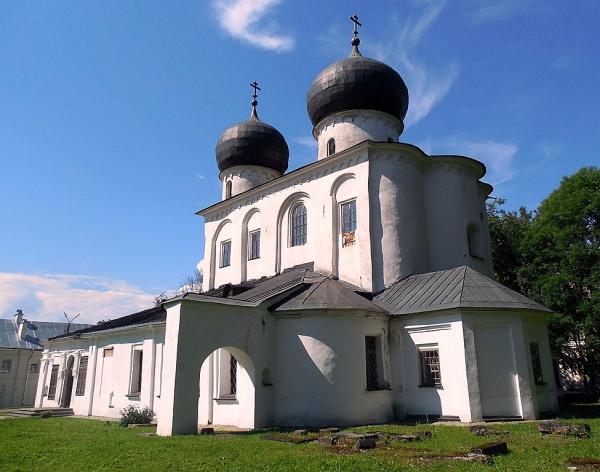Главный храм Антониева монастыря.