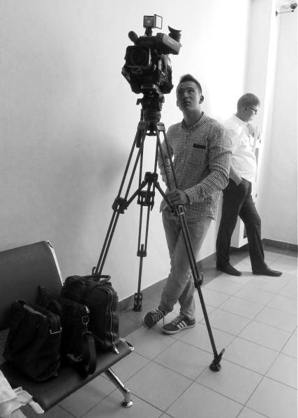 В здании Санкт-Петербургского городского суда 01.08.2017 г.