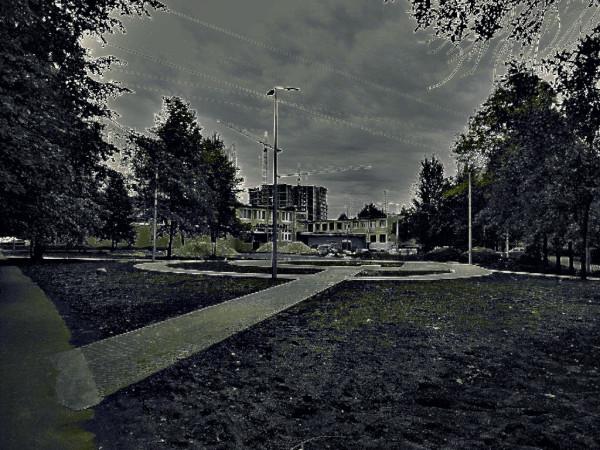 Когда-то это места на улице Титова называлось именно так...