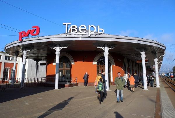 Старый вокзал, сентябрь 2017 г.