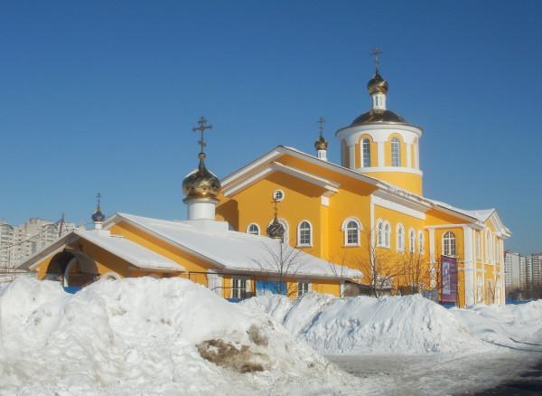 Ладожский (Косыгина) проспект, 7А. Февраль 2011 г.