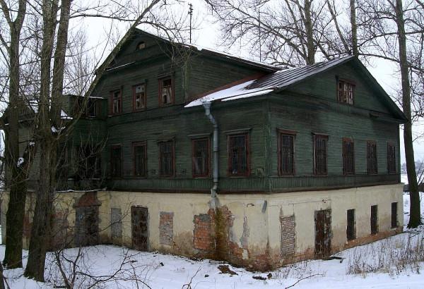 СПб., Славянская, 1. Март 2008 г.